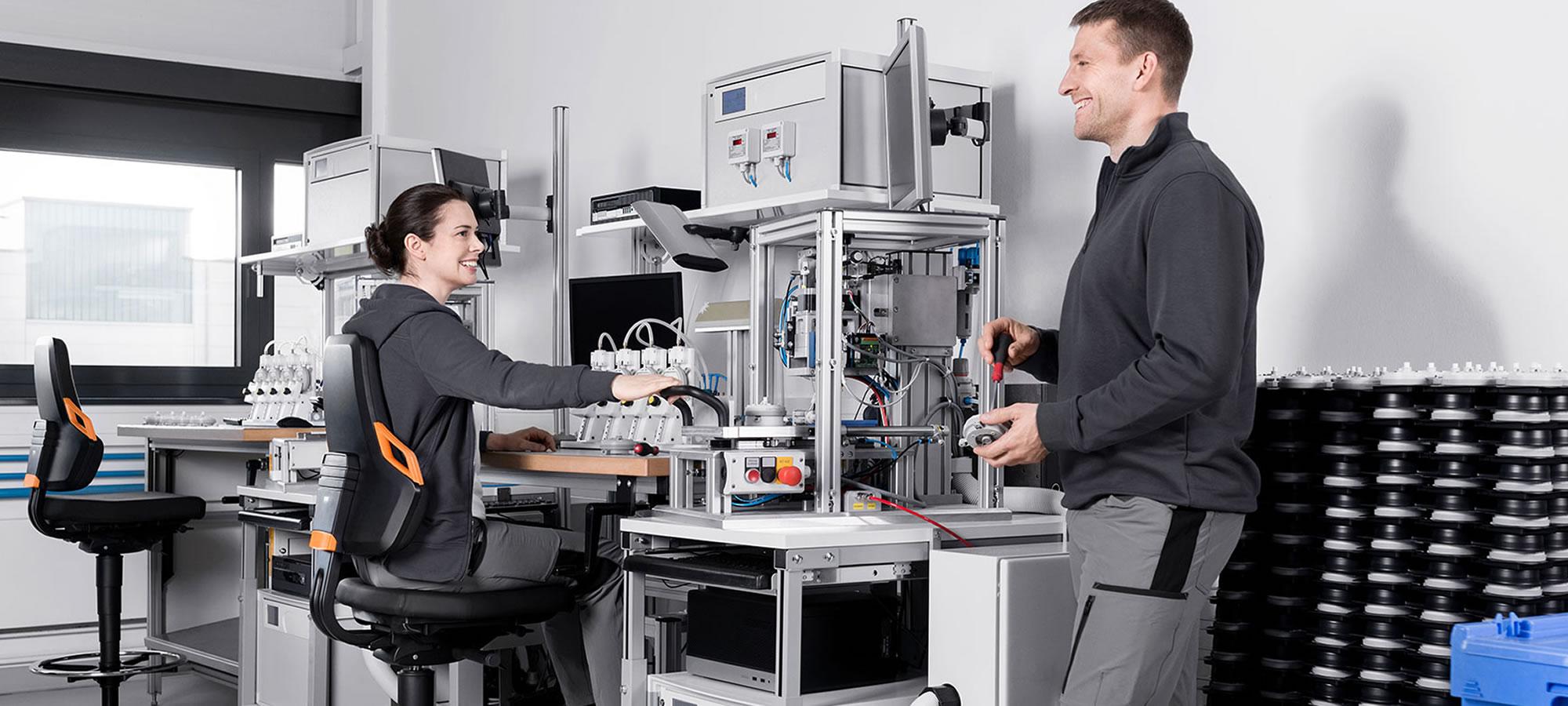Werkoplossingen voor Cleanroom en micro-elektronica